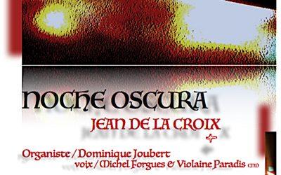 """Noche oscura"" de Jean de la Croix"