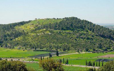 Cours d'été au site archéologique de Tel-Azekah