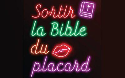 Sortir la Bible du placard