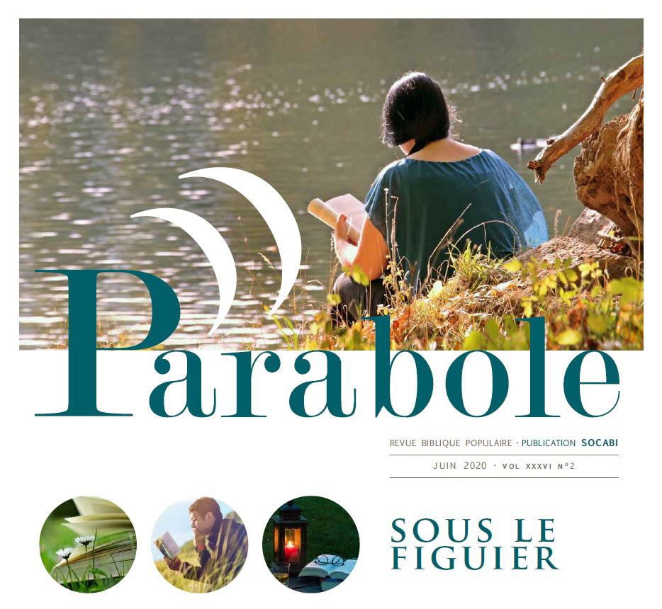 Revue Parabole 36-2 Sous le figuier
