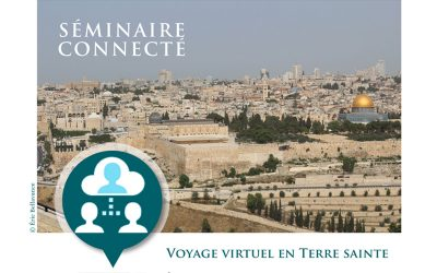 Voyage virtuel en Terre Sainte