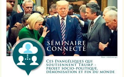 Ces évangéliques qui soutiennent Trump