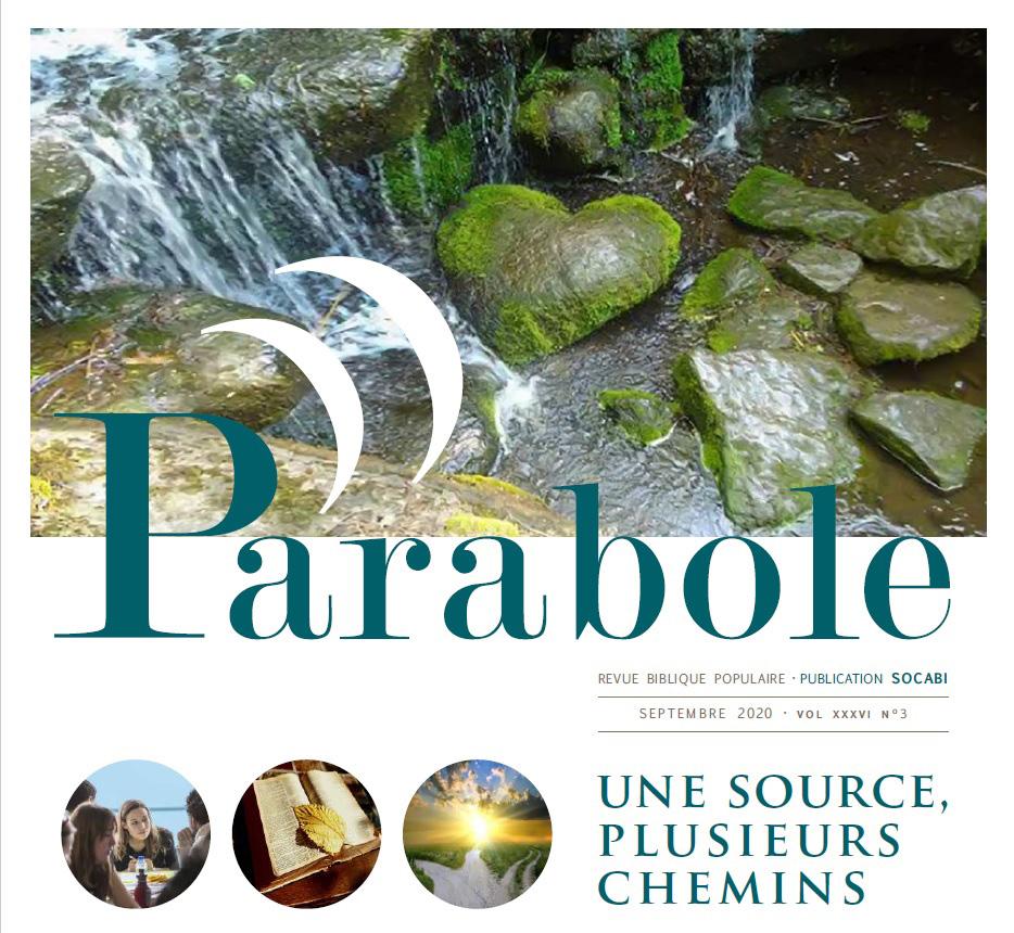 Revue Parabole SOCABI Septembre 2020