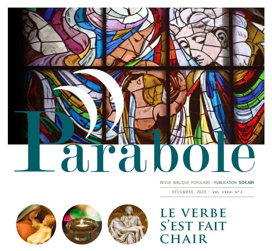 Socabi Revue Parabole Décembre 2020