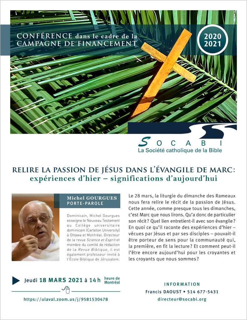 Conférence Michel Gourgues Socabi