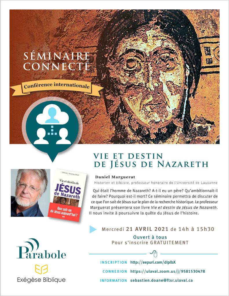 Vie et destin de Jésus de Nazareth Socabi
